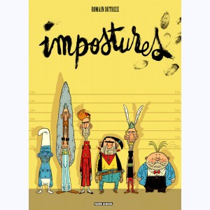 Impostures : Tome 1
