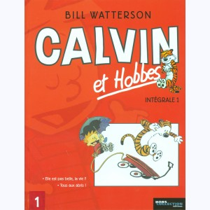 Calvin et Hobbes : Tome 1, Intégrale