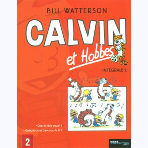 Calvin et Hobbes : Tome 2, Intégrale