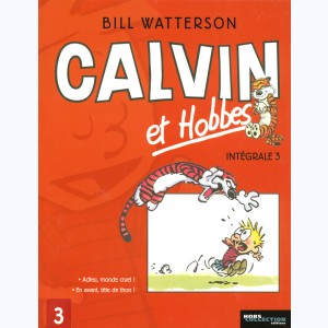 Calvin et Hobbes : Tome 3, Intégrale
