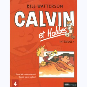 Calvin et Hobbes : Tome 4, Intégrale