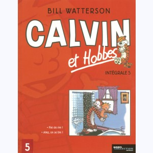 Calvin et Hobbes : Tome 5, Intégrale