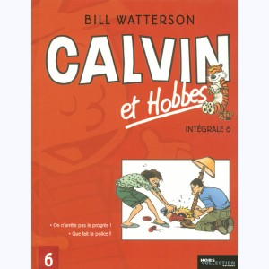 Calvin et Hobbes : Tome 6, Intégrale