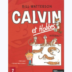 Calvin et Hobbes : Tome 7, Intégrale