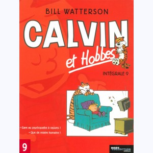 Calvin et Hobbes : Tome 9, Intégrale