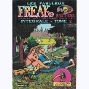 14 : Les Freak Brothers : Tome 2, Intégrale
