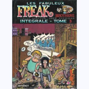 17 : Les Freak Brothers : Tome 3, Intégrale