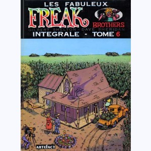 21 : Les Freak Brothers : Tome 6, Intégrale