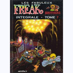 22 : Les Freak Brothers : Tome 7, Intégrale