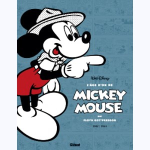 L'âge d'or de Mickey Mouse : Tome 5, 1942 / 1944 - Mickey le hardi marin et autres histoires