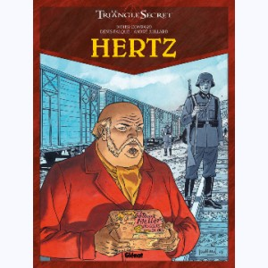 Hertz (Le triangle secret) : Tome 1, Hertz