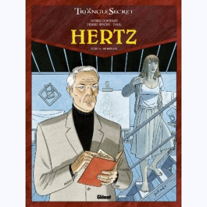 Hertz (Le triangle secret) : Tome 2, Montespa