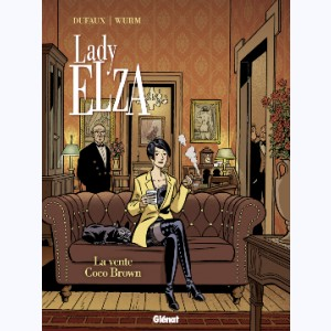Lady Elza : Tome 2, La vente Coco Brown