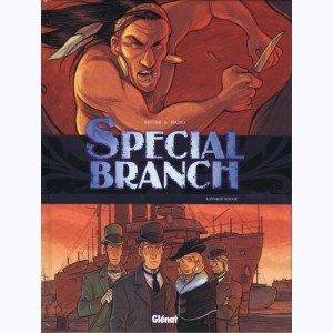 Special Branch : Tome 4, Londres rouge