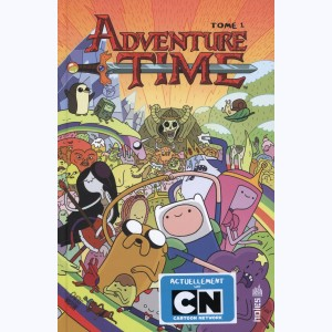 Adventure Time : Tome 1