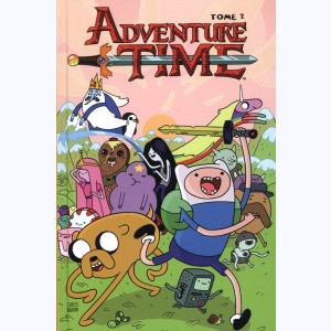 Adventure Time : Tome 2