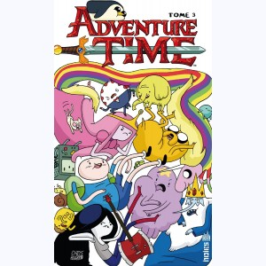 Adventure Time : Tome 3