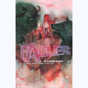 Fables : Tome 16, La Grande Alliance