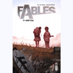 Fables : Tome 19, Super Team