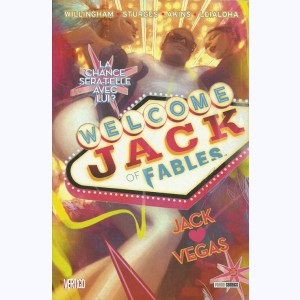 Jack of fables : Tome 2, Jack vegas