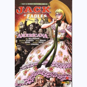 Jack of fables : Tome 4, Americana