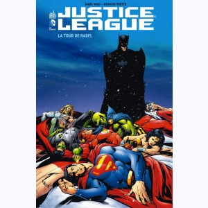 Justice League, La Tour de Babel