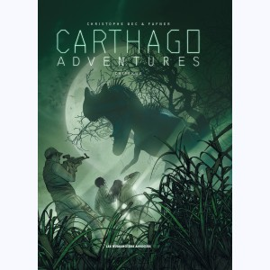 Carthago Adventures : Tome 2, Chipekwe
