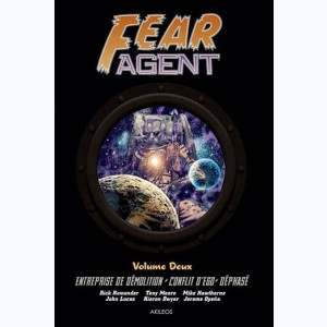 Fear agent : Tome 2, Intégrale