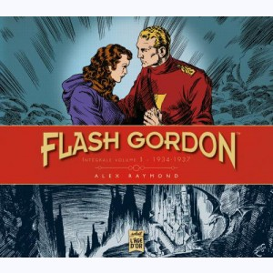 Flash Gordon, Intégrale volume 1 - 1934 - 1937