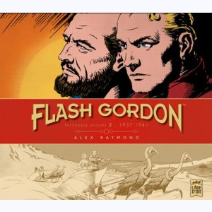 Flash Gordon, Intégrale volume 2 - 1937 - 1941