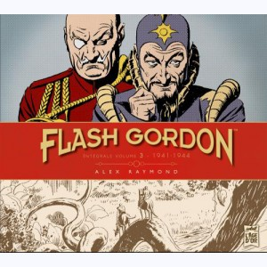 Flash Gordon, Intégrale volume 3 - 1941 - 1944