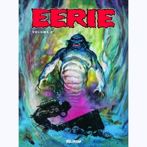 Eerie : Tome 2