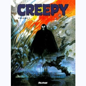 Creepy : Tome 1