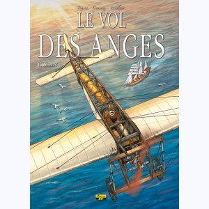 Le vol des anges : Tome 1, Sean