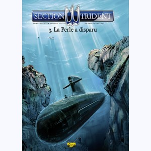 Section Trident : Tome 3, La perle a disparu