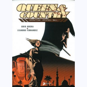 Queen & Country : Tome 2, Opération: Crystall Ball