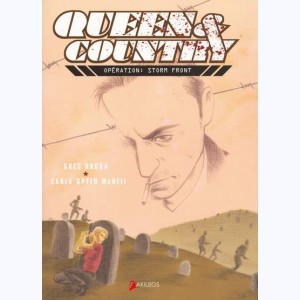 Queen & Country : Tome 4, Opération: Storm front