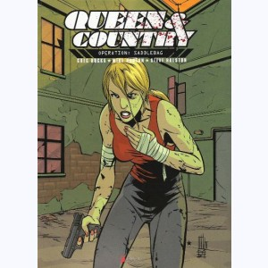 Queen & Country : Tome 6, Opération: Saddlebag