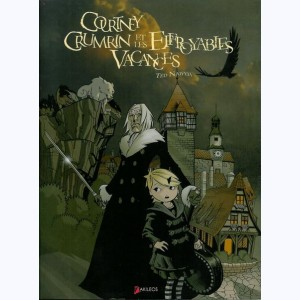 Courtney Crumrin : Tome 4, Courtney Crumrin et les Effroyables Vacances