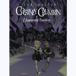 Courtney Crumrin : Tome 5, Courtney Cumrin et l'Apprentie Sorcière