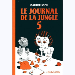 Le journal de la jungle : Tome 5