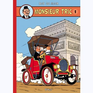 Monsieur Tric : Tome 1, L'africain