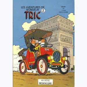 Monsieur Tric : Tome 2, L'africain :