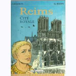 Reims cité royale