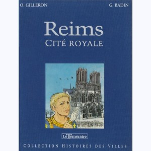Reims cité royale, cité royale :