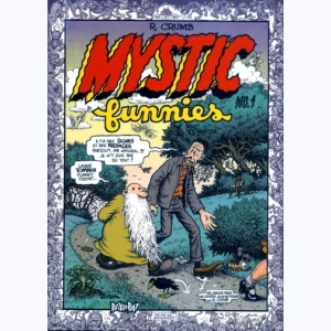 Mystic Funnies : Tome 1
