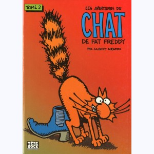 Les aventures du Chat de Fat Freddy : Tome 2