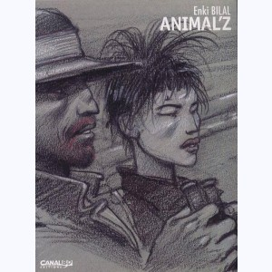 Animal'z, Coffret vide