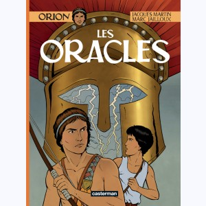 Orion : Tome 4, Les Oracles