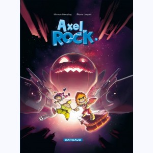 Axel Rock : Tome 2, Mission Astérovore